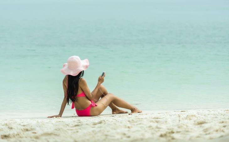 Jak chránit telefon a tablet před zneužitím a ztrátou na dovolené?