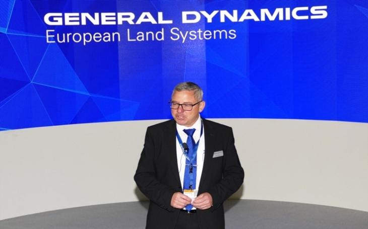 GDELS: počítáme s výrobou všech verzí vozidla ASCOD 2 v České republice