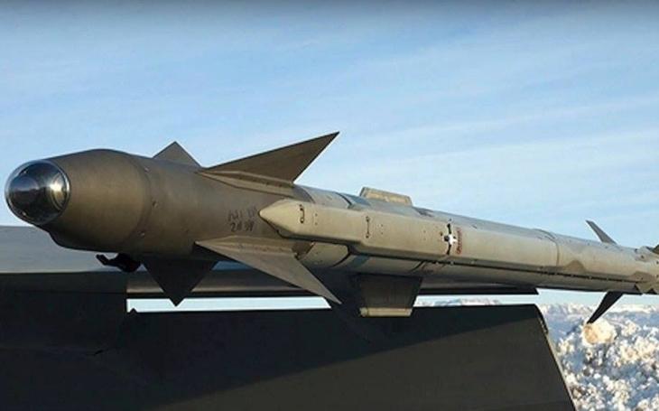 Norsko poprvé otestovalo nadzvukovou střelu AIM-9X Sidewinder Block II