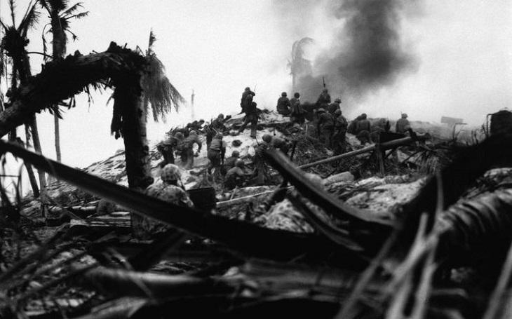 Bitva o Tarawu: 76 hodin pekla v Pacifiku