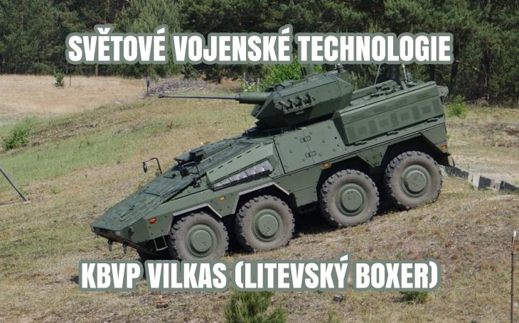 KBVP Vilkas – litevský Vlk pro Železného vlka (2019-2021)