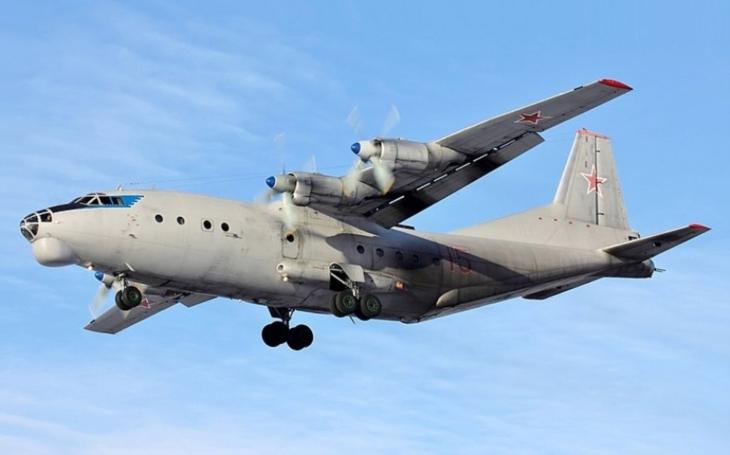 """Rusko postaví na základě letounu An-12 """"gunship"""""""