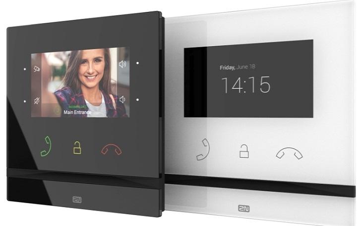 Prvotřídní design a funkce. Nový kompaktní komunikátor 2N je luxusním interiérovým doplňkem pro rezidence