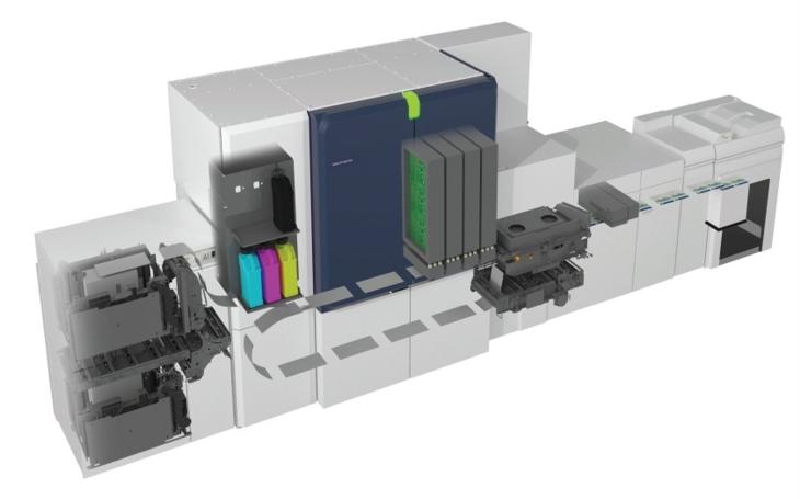 Xerox Baltoro HF jako první tiskový stroj využívá automatickou inteligenci a zajišťuje HD kvalitu obrazu