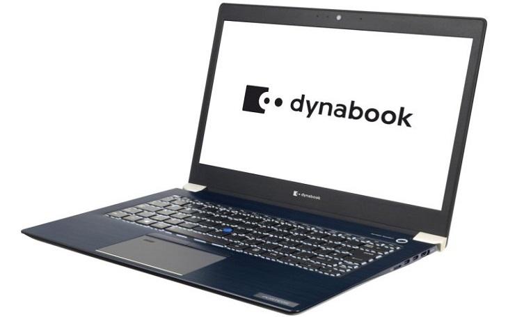 První notebooky značky Dynabook v Evropě