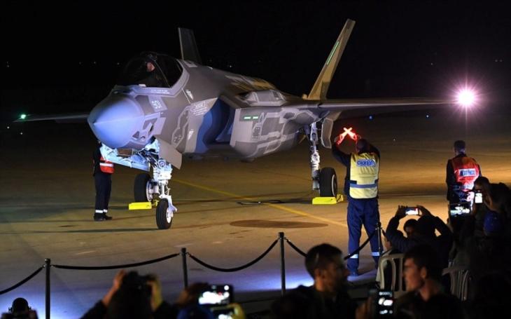 Další dva letouny F-35 Adir byly dodány izraelským leteckým silám