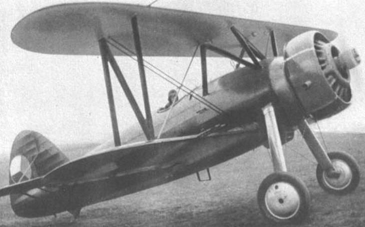 Letov Š-231 - československý stíhací dvouplošník ,,psal&quote; španělskou historii