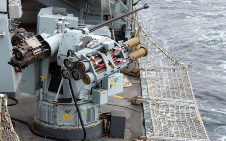 Britské námořnictvo otestovalo novou víceúčelovou raketu Martlet
