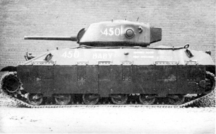 T14 - až příliš těžký tank pro praktické využití na druhoválečném bojišti