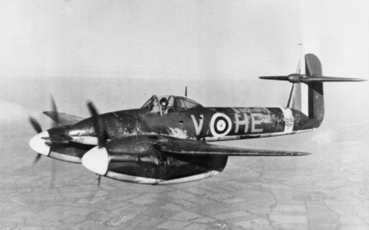 VIDEO: Jednomístný stíhací letoun Westland Whirlwind nakonec nesplnil britská očekávání