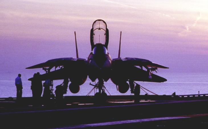 F-15N Sea Eagle - mohl místo v Tomcatu Maverick letět v F-15?