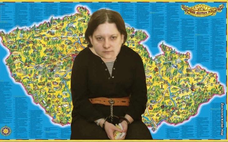 Nejnebezpečnější vražedkyně Česka zmizela. Je těhotná, nebezpečná a neznámo kde. Podle znalce může vraždit znovu