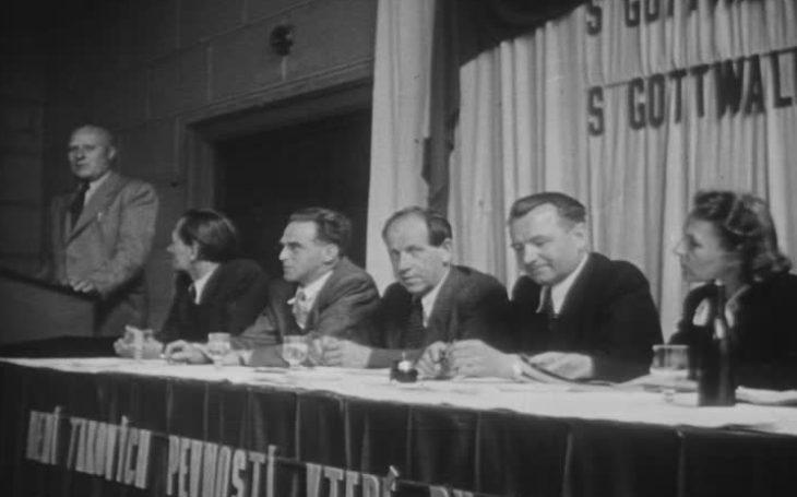 Jak komunisté upekli v květnu 1948 ,,demokratické volby&quote;
