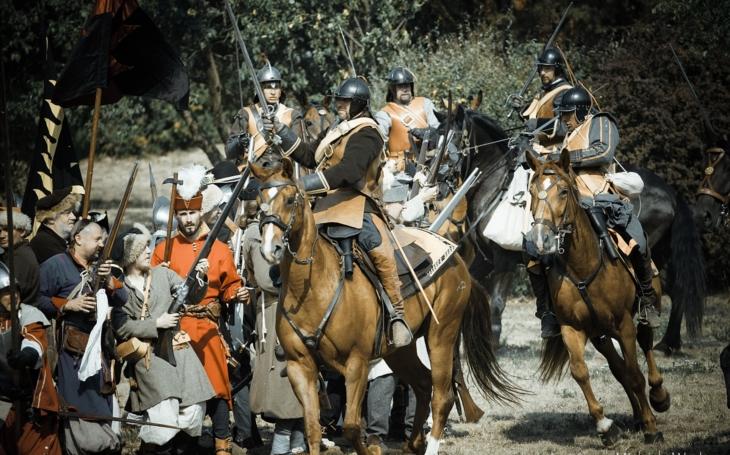 Den Brna 2019 - oslava vítězství nad Švédy z roku 1645