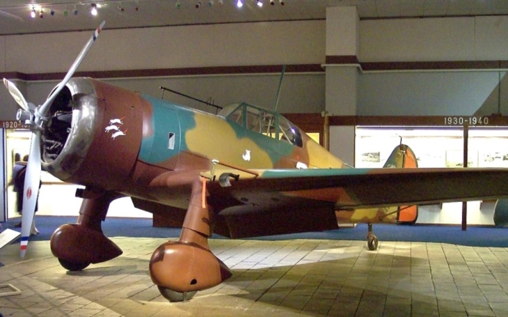 Fokker D.XXI - nizozemský stíhač, který sloužil Finům proti sovětské agresi