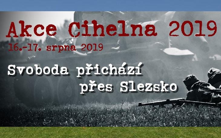 Akce Cihelna 2019 - Svoboda přichází přes Slezsko