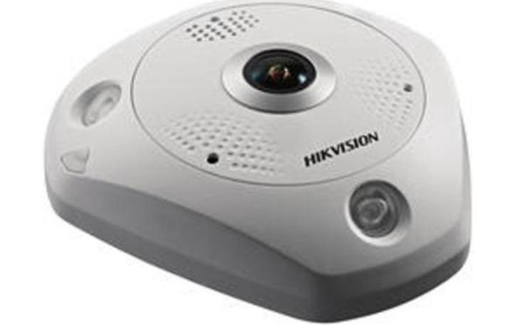 """Fisheye IP kamera ukazuje prodejcům, jaké jsou v jejich obchodech """"hotspoty"""""""