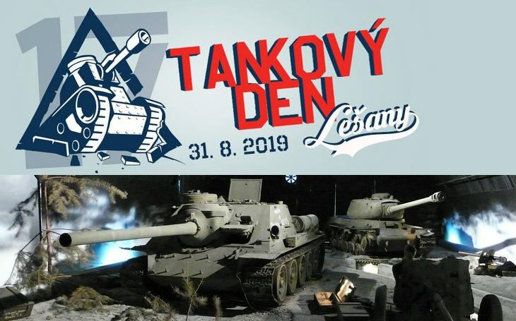 Tankový den 2019 – Vojenské technické muzeum Lešany (31. srpna)
