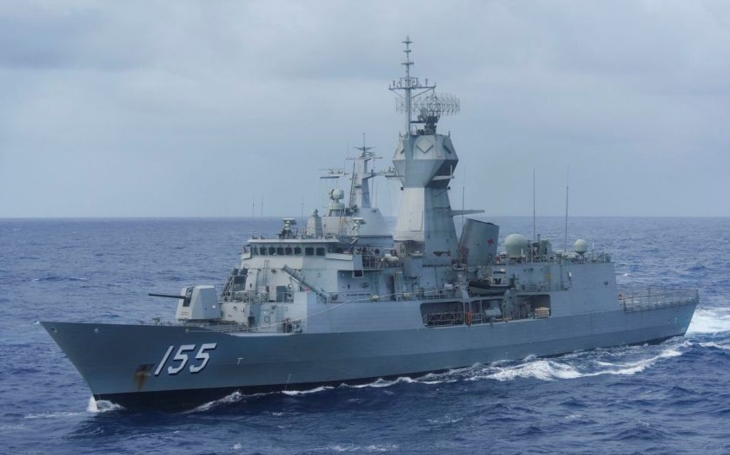 BAE Systems plánuje začít s výrobou australských fregat třídy Hunter v roce 2020
