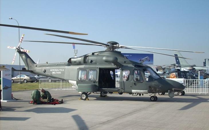 Zbrojovka Leonardo: naše vrtulníky AW139M splňují požadavky české armády