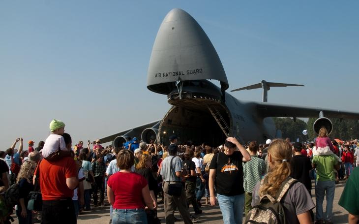 C-5M Super Galaxy bude na Dnech NATO v Ostravě & Dnech Vzdušných sil AČR kralovat americkým obrům