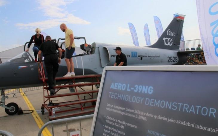 Slovensko bude vybírat nové cvičné letouny - bude to L-39NG?