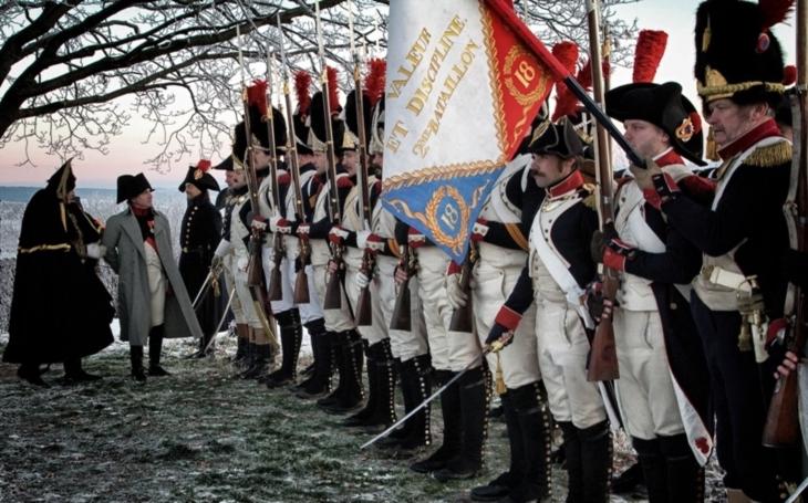 214. výročí bitvy u Slavkova - Austerlitz 2019 (29.11.-1.12.2019)