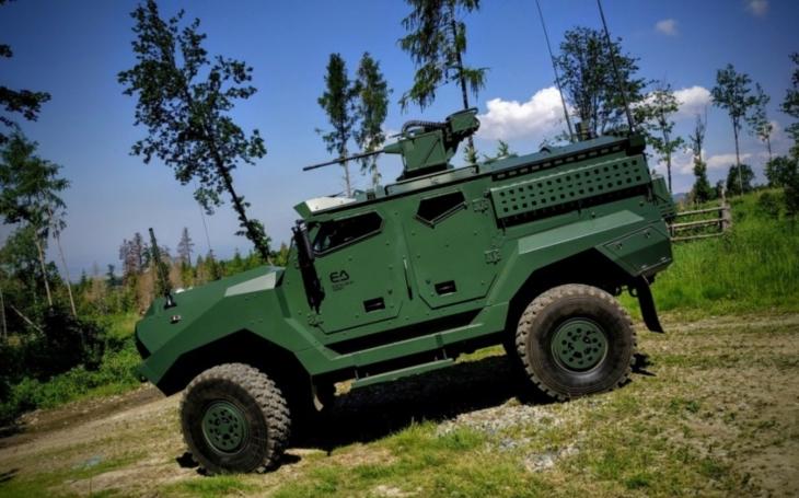Společnost EXCALIBUR ARMY získala další významný kontrakt na speciální vozidla v jihovýchodní Asii