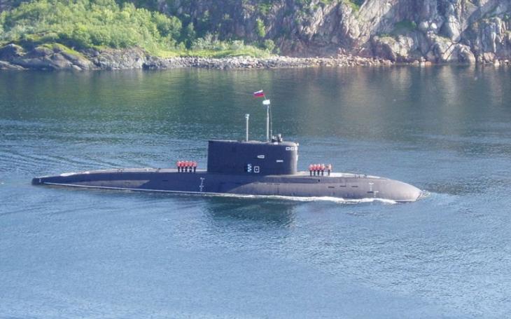 Rusko nabídlo Indii společný vývoj diesel-elektrických útočných ponorek