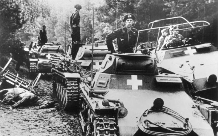 Polských 300 proti generálovi Guderianovi a jeho 42 000 vojáků