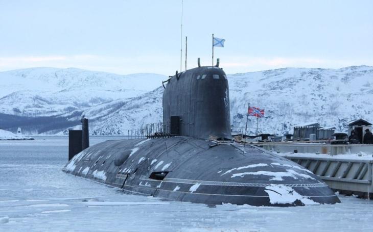 Ruskému námořnictvu budou příští rok dodány tři jaderné ponorky a jedno ,,atomové monstrum&quote;