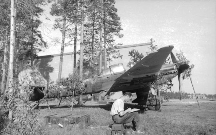 Erich Rudorffer – německé eso sestřelilo 13 sovětských letadel za 17 minut