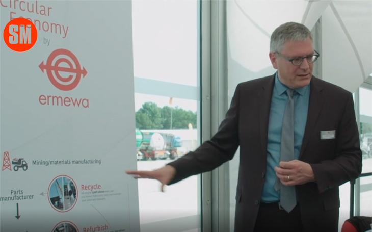 Peter Reinshagen, výkonný ředitel Ermewa SA: &quote;dodržování bezpečnosti zvyšuje ekonomickou výkonnost, a nejen to&quote;