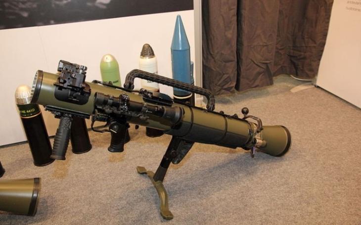 Společnost Saab dodala systém Carl-Gustaf M4 maďarské armádě