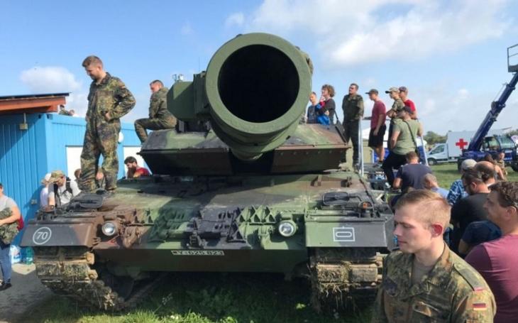 NATO Days 2019 - Na Letišti Leoše Janáčka Ostrava bude k vidění technika od předních světových zbrojovek. SM přinese z prestižní přehlídky exkluzivní reportáže