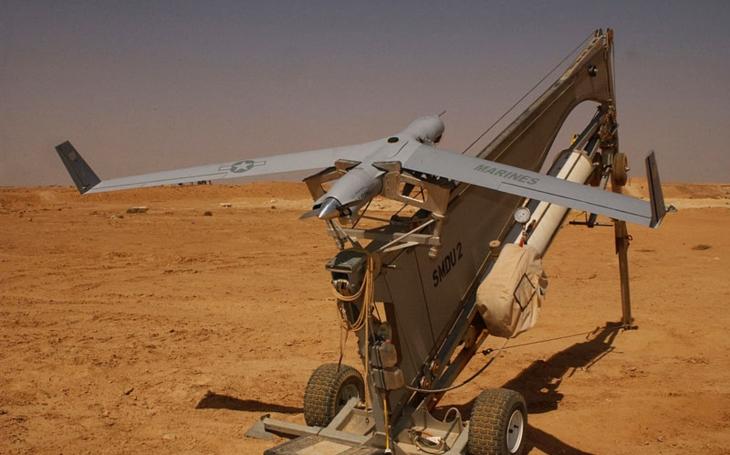 NATO Days 2019: Průzkumný dron s dobrou výdrží, to je ScanEagle