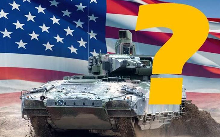 """Je BVP PUMA ve Spojených státech amerických účastníkem programu """"Optionally-Manned Fighting Vehicle (OMFV) pro US ARMY?"""