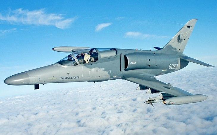 NATO Days 2019: Aero L-159 ALCA - lehký podzvukový letoun, který byl prověřen bojem