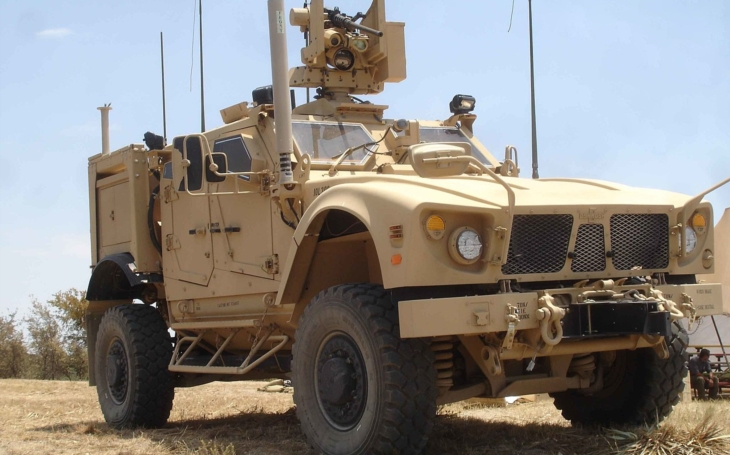 NATO Days 2019: Oshkosh M-ATV - náhrada za Humvee