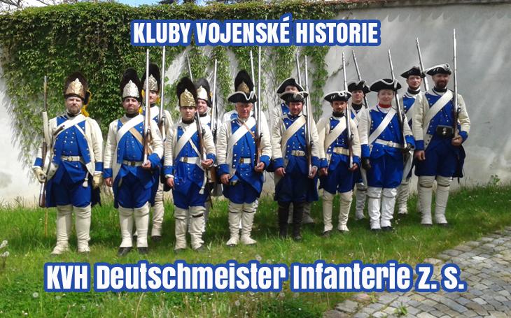 Kluby vojenské historie - KVH Deutschmeister Infanterie z. s.