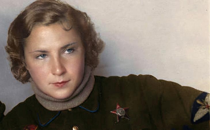 Bílá růže od Stalingradu a pilot Messerschmittu