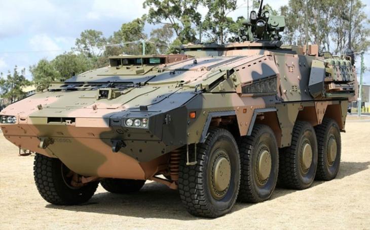 Zajištění budoucí bojeschopnosti pro australskou armádu