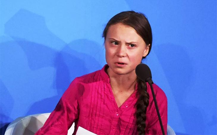 Nesmiřitelná Greta - nesmiřitelně o Gretě aneb &quote;co si to dovoluješ?&quote;