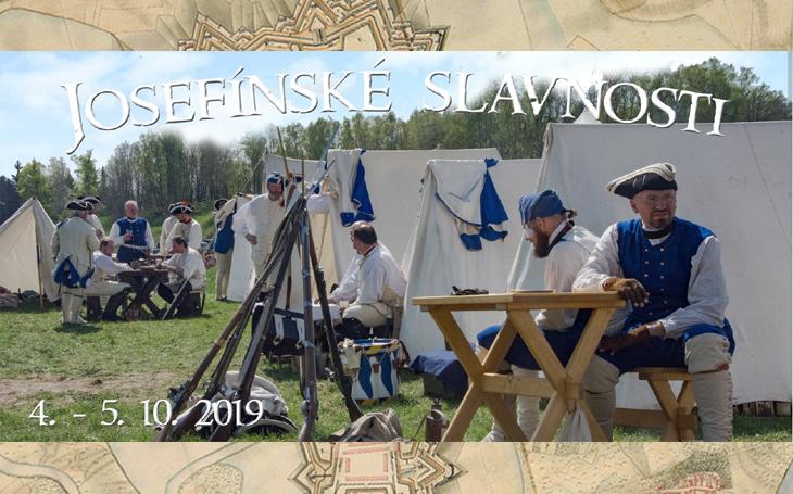 Josefínské slavnosti 2019 - pevnost Terezín (4.-5. října)