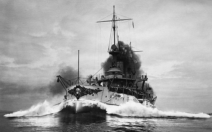 USS Connecticut - největší válečný koráb světa