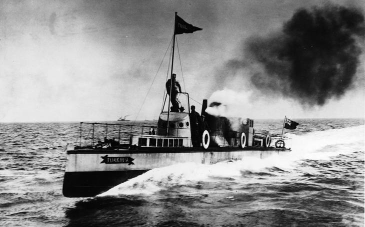 Turbinia - loď, která zesměšnila britskou admiralitu a změnila svět na moři