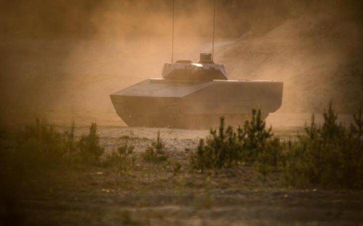 Raytheon a Rheinmetall vytvoří společný podnik kvůli soutěži americké armády na bojová vozidla pěchoty