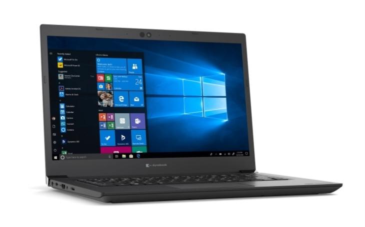 Dynabook rozšiřuje řadu Tecra a představuje notebook A40-E