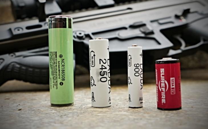 Jak vybrat baterie pro outdoor, střelectví, military aktivity či focení a video