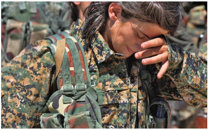 Erdoganovo Turecko útočí na Kurdy v Sýrii. Reakce NATO? V pátek se bude &quote;jednat&quote;